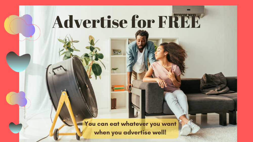 TIPS ON HOW TO ADVERTISE YOUR BUSINESS FOR FREE image