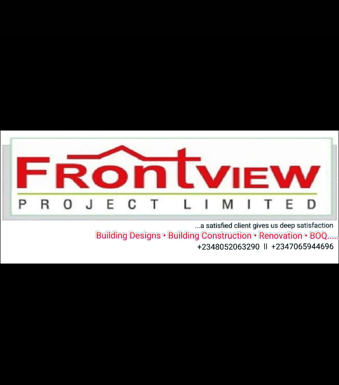 Frontview Project Ltd provider