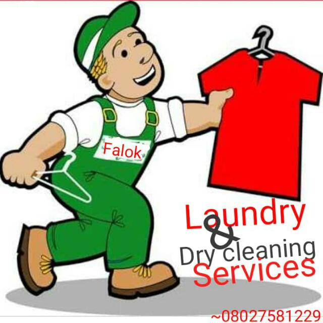 Falok Laundry and Dry Cleaning Services provider