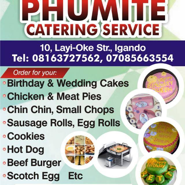 Phumite Catering Services