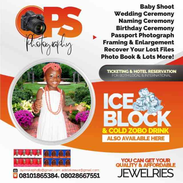 OPS PHOTOGRAPHY