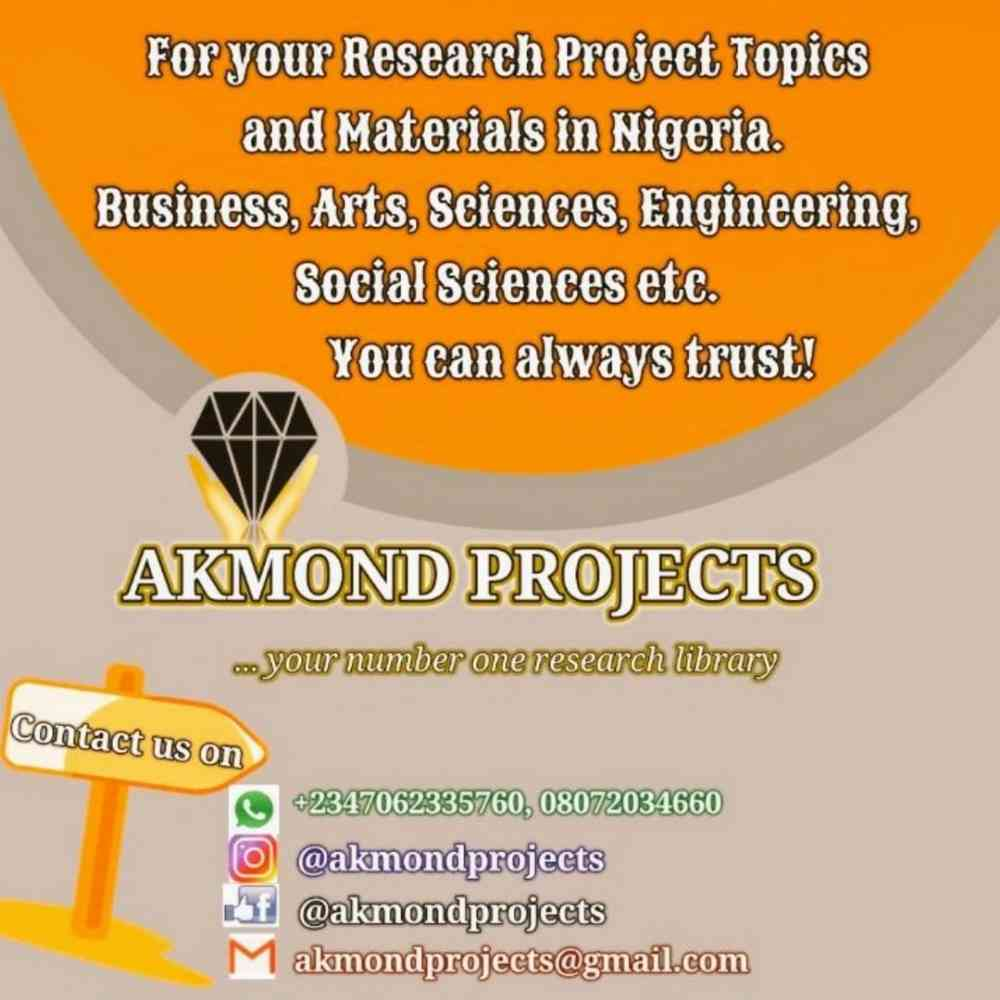 Akmond Projects