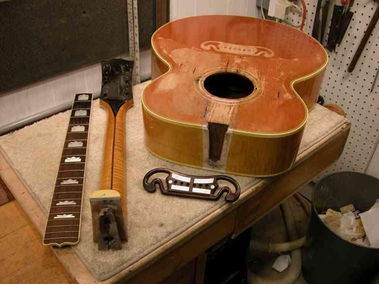 Guitar Repair And Maintenance