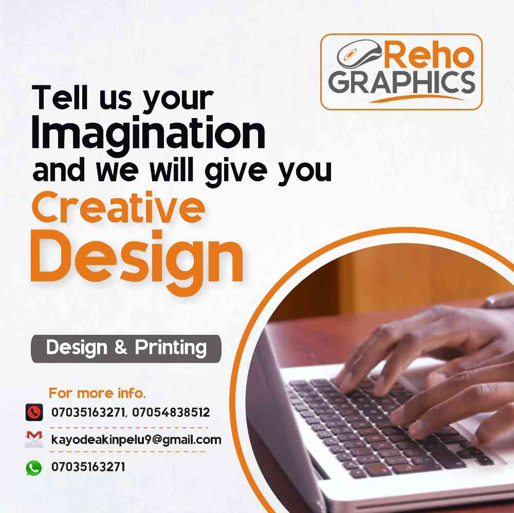 Rehoprints Graphic & Printing picture