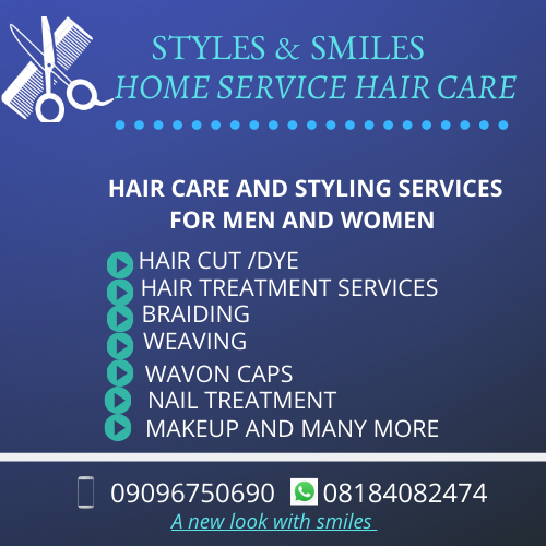Styles&Smiles Hair Treatment picture
