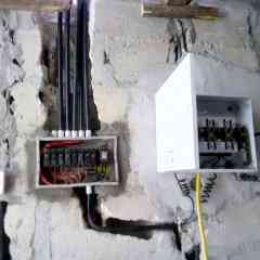 Simon Electrical Installation works.