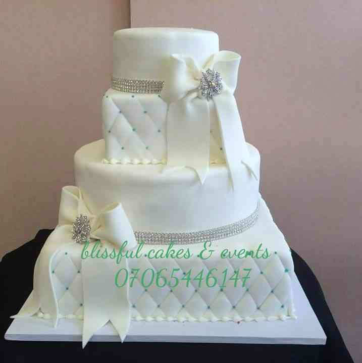 Blissful Cakes 'N' Events
