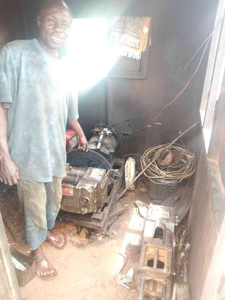 Alsab welding construction