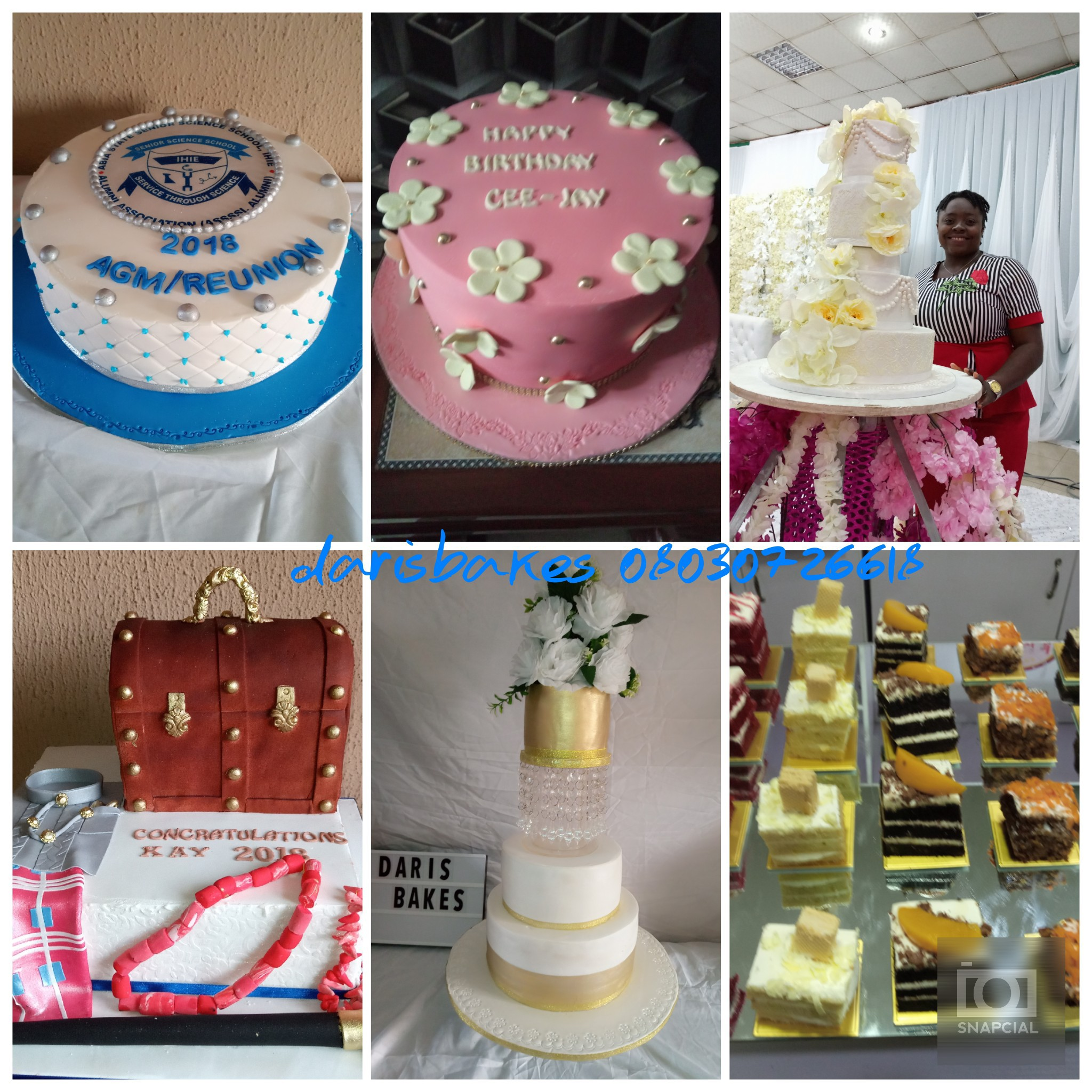 Daris Bakes &Events