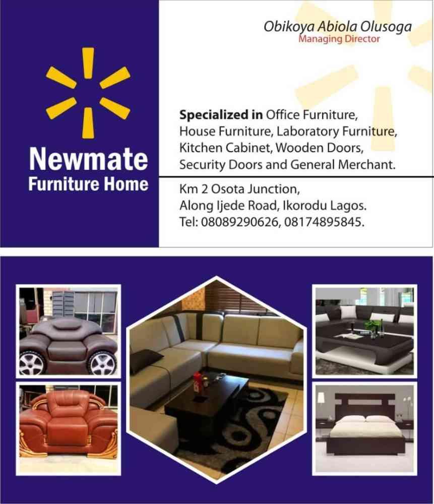 Newmate Furniture Home