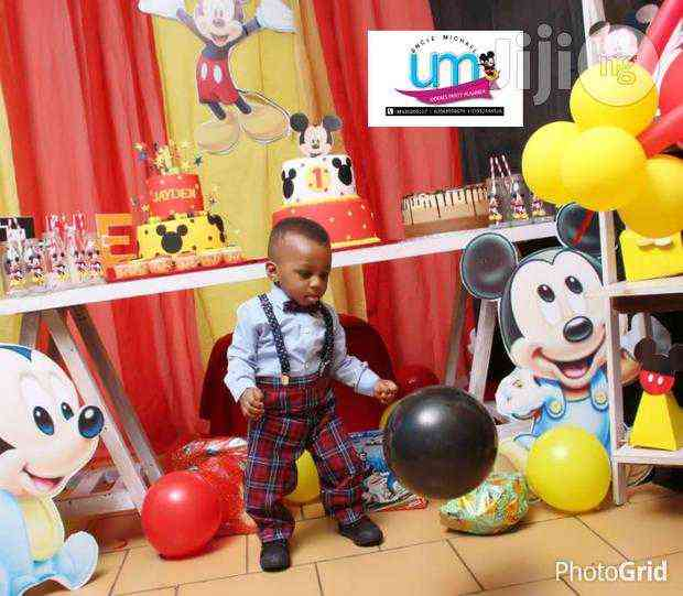 Uncle Michael Kiddies Party planner