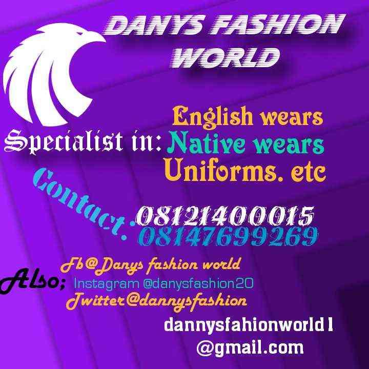 Danysfashionworld