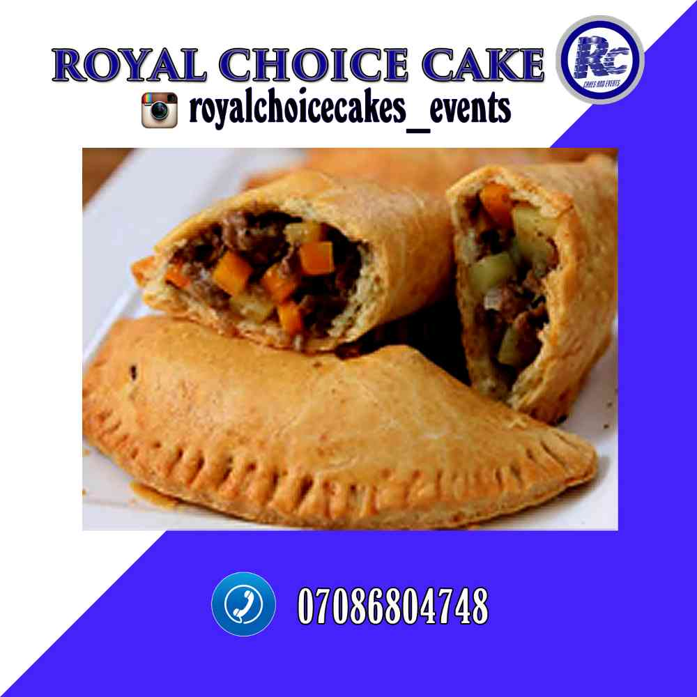 Royal Choice cakes and events
