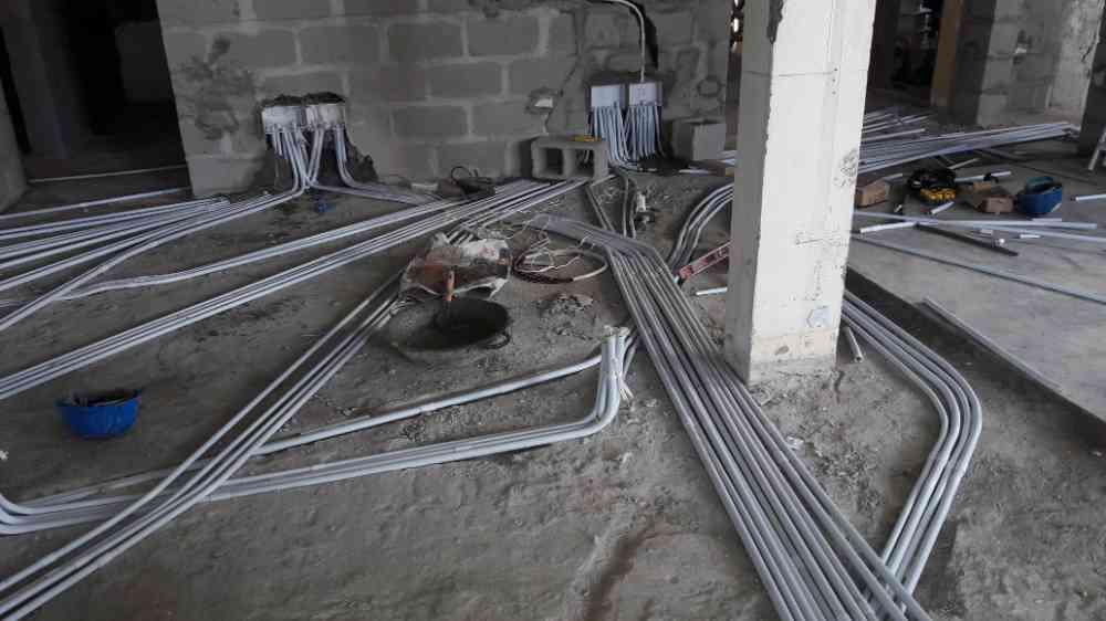 NASZ Electromechanical Contractors