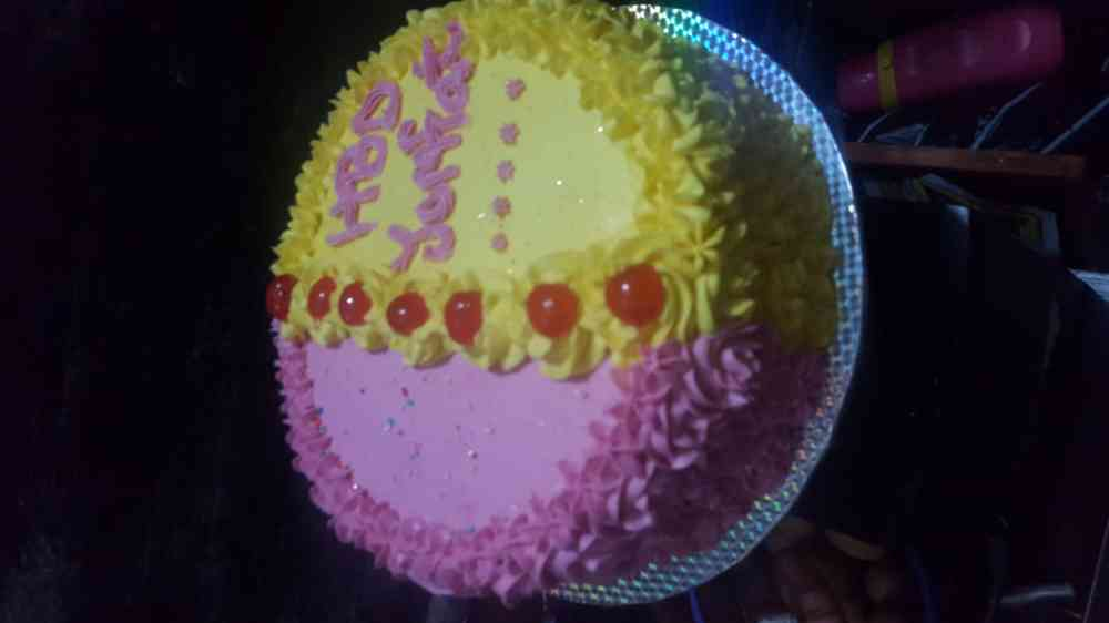 Olayinka cakes picture
