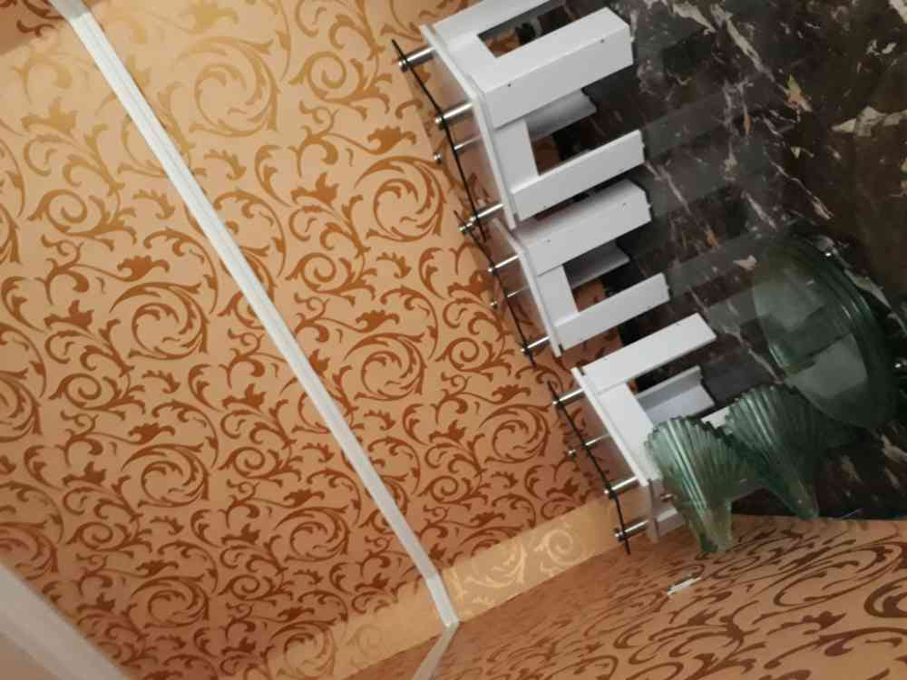 Wallpaper and 3D Wall Panel