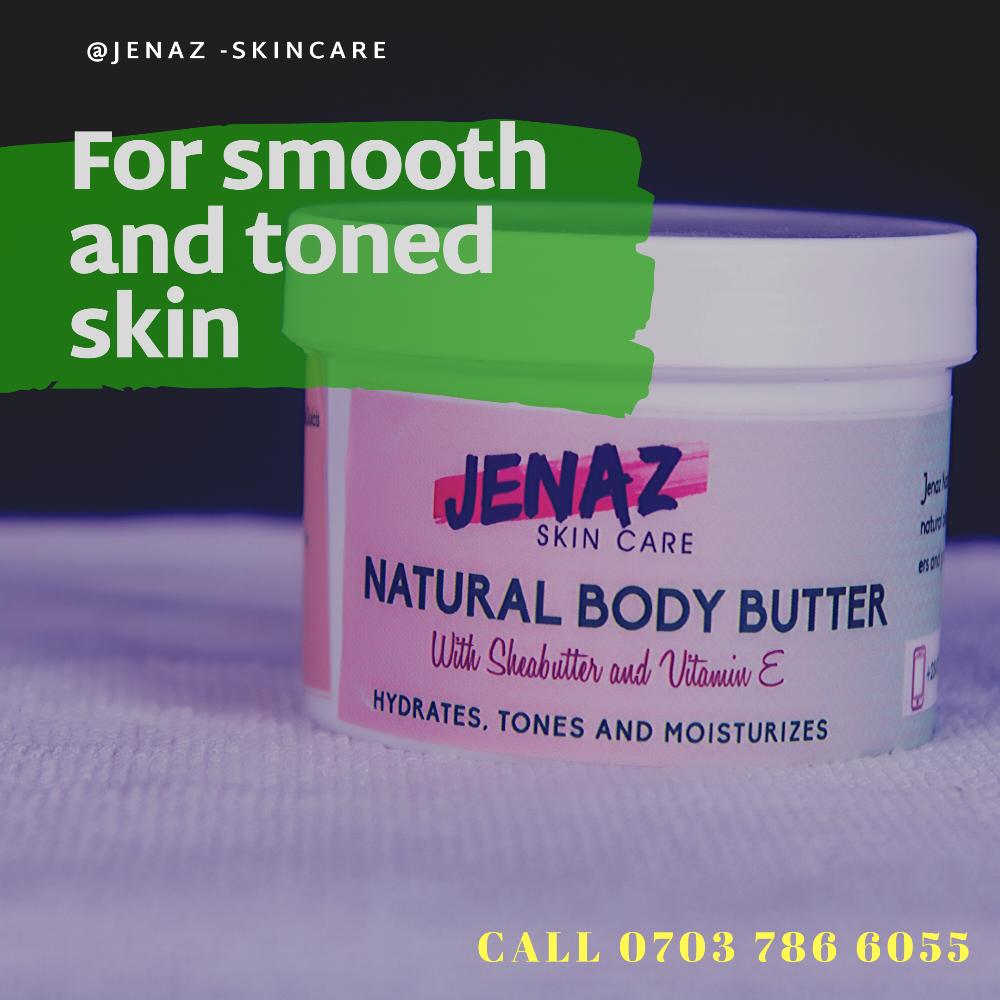 Jenaz skincare