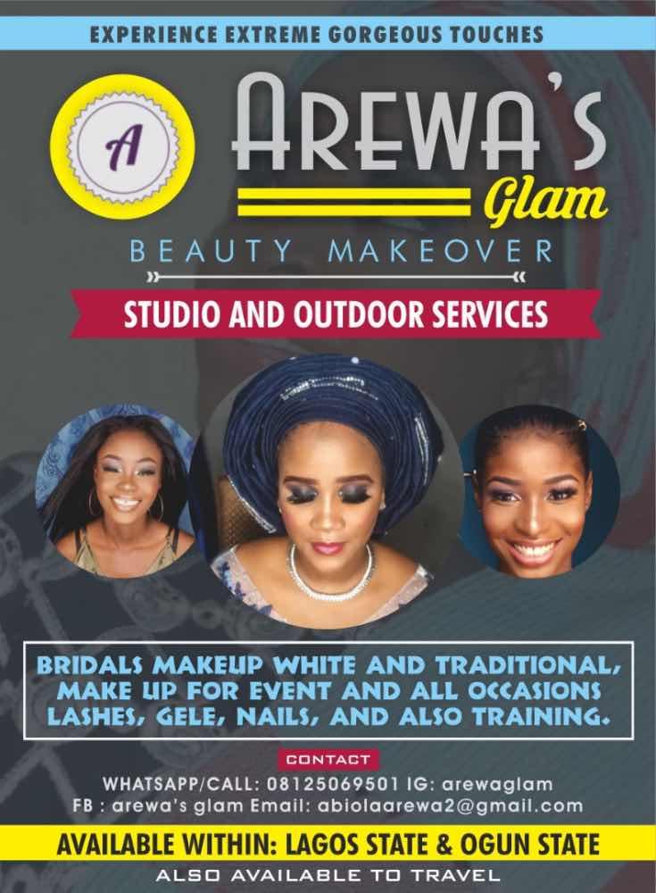 Arewa's Glam
