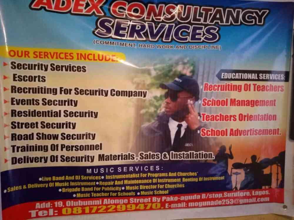 Adexconsultancy services