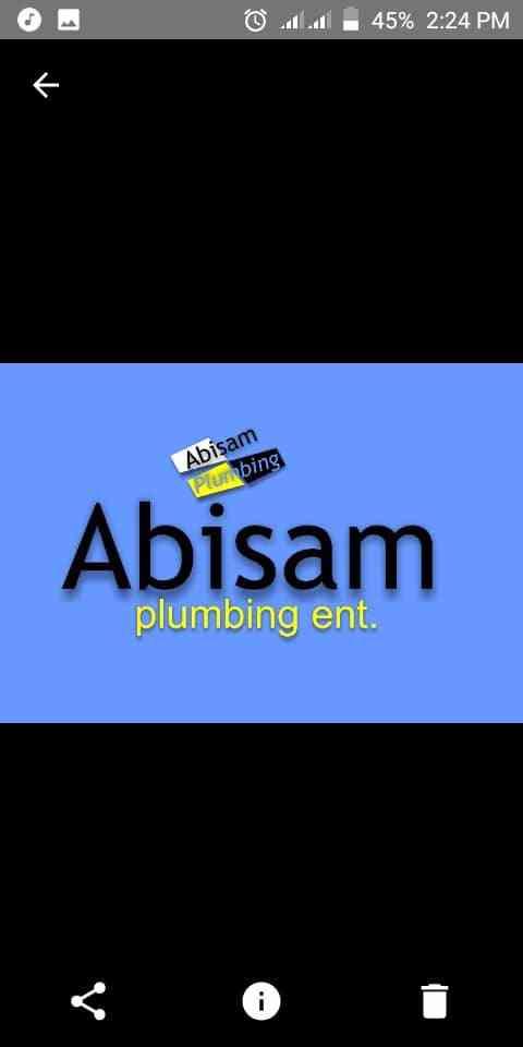 Abisam plumbing Ent.