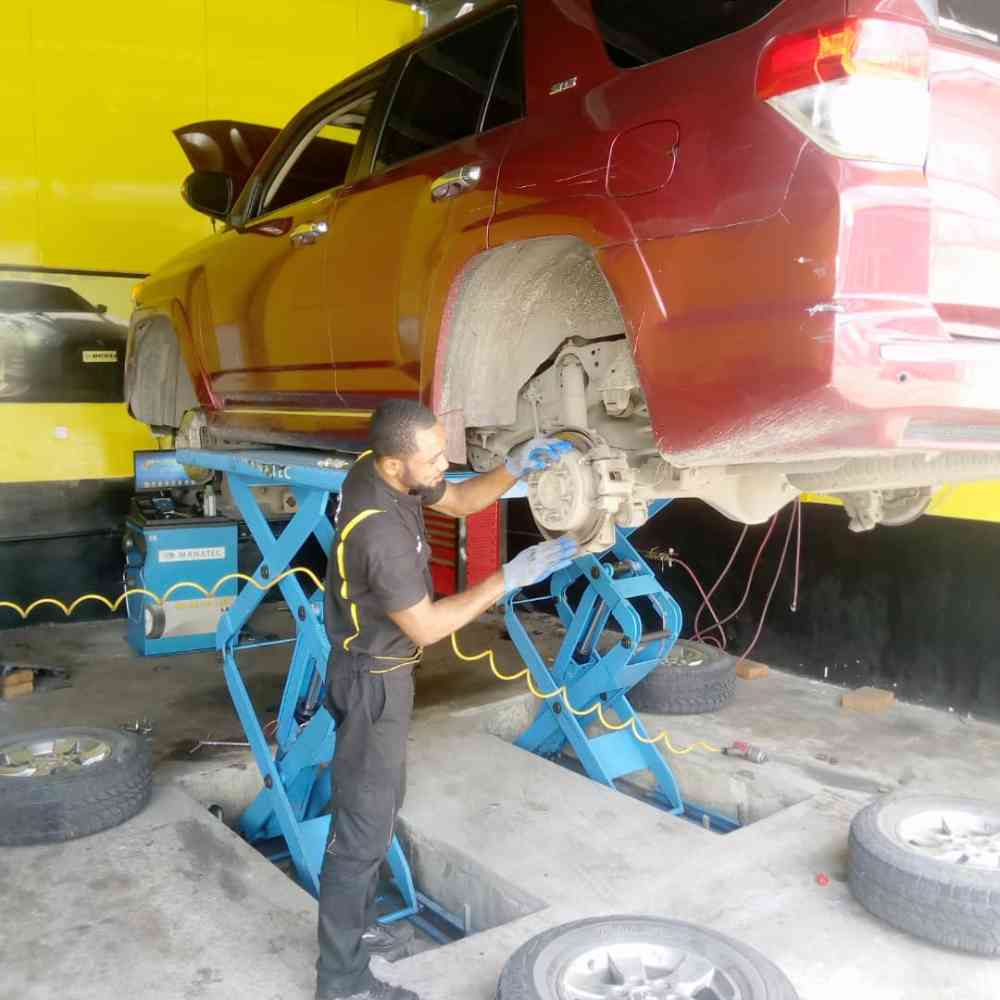 MaxKings Auto service Ltd