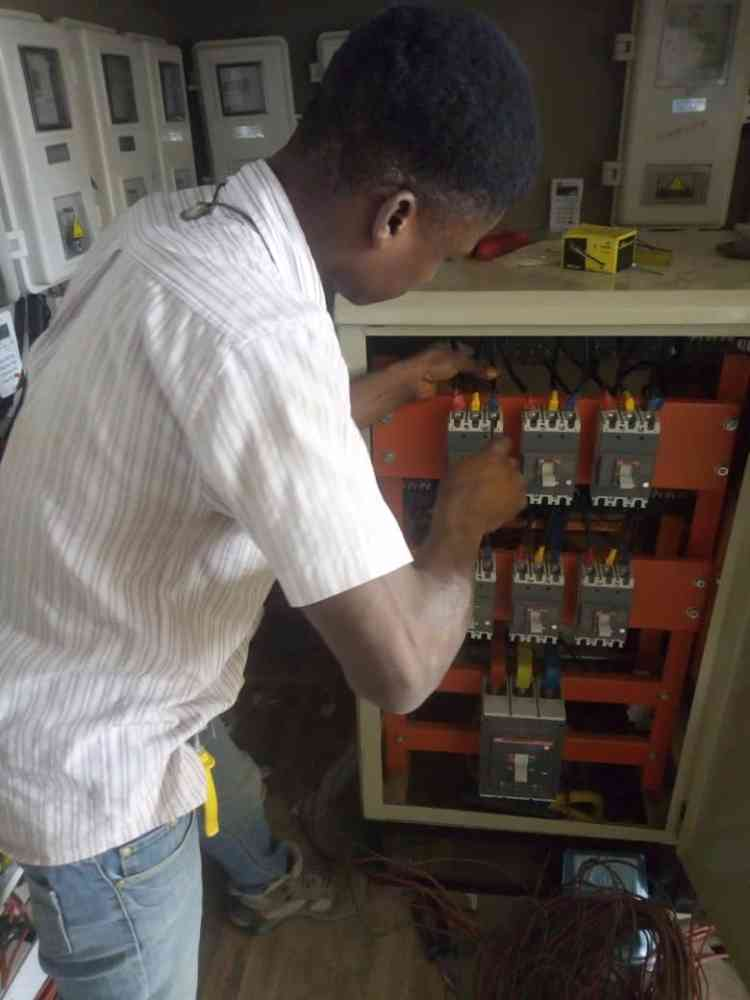 Let there be light electrical enterprises