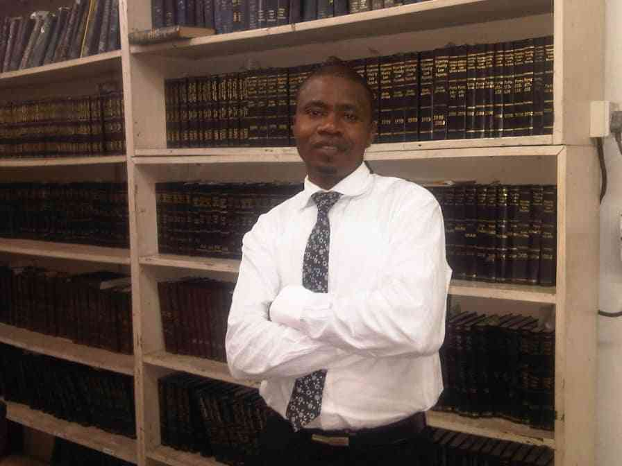 Ajose Abejoye legal picture