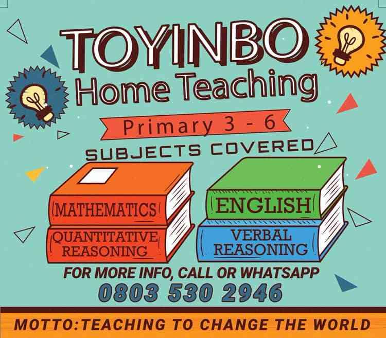 Teacher Toyinbo