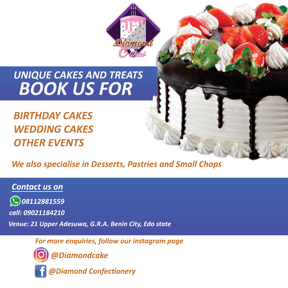 Diamond cake and Confectionery picture
