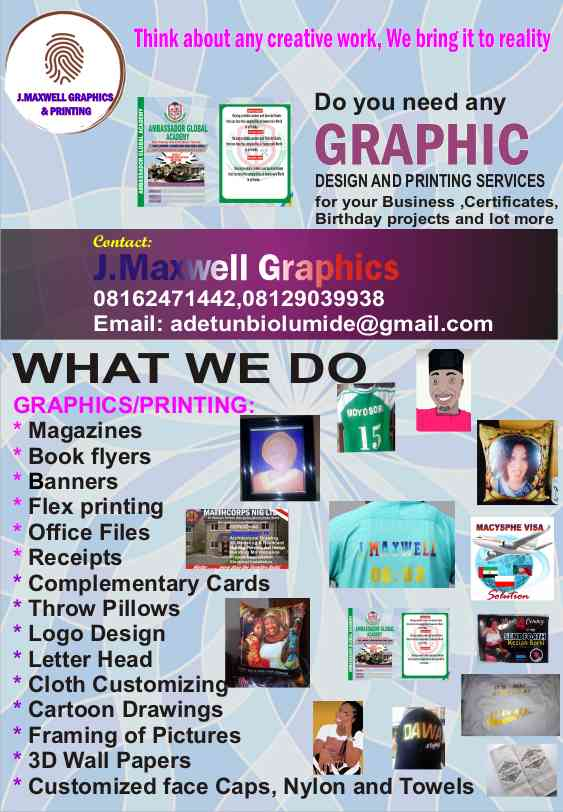 J.maxwell Graphics