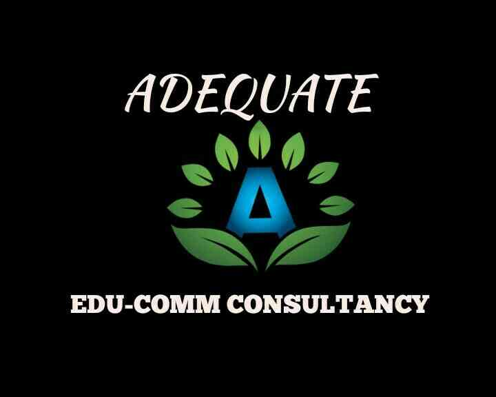 Adequate edu-comm consult
