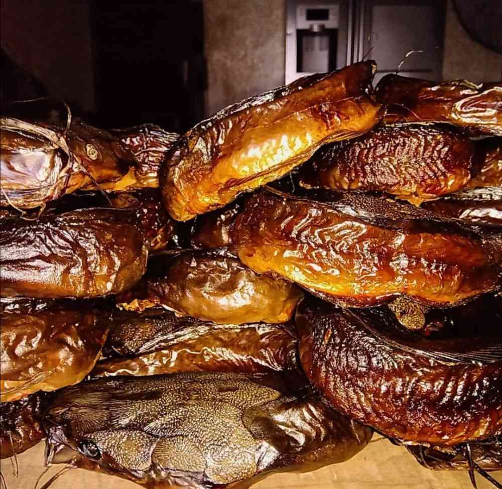 Sharadam Smoked Catfish picture