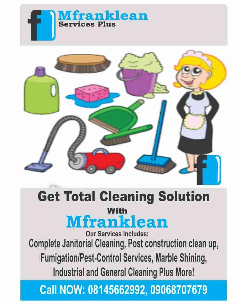 Mfranklean Services Plus