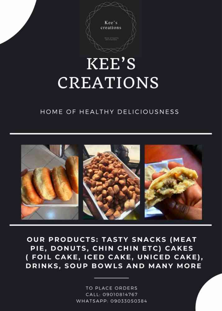 Kee's creations