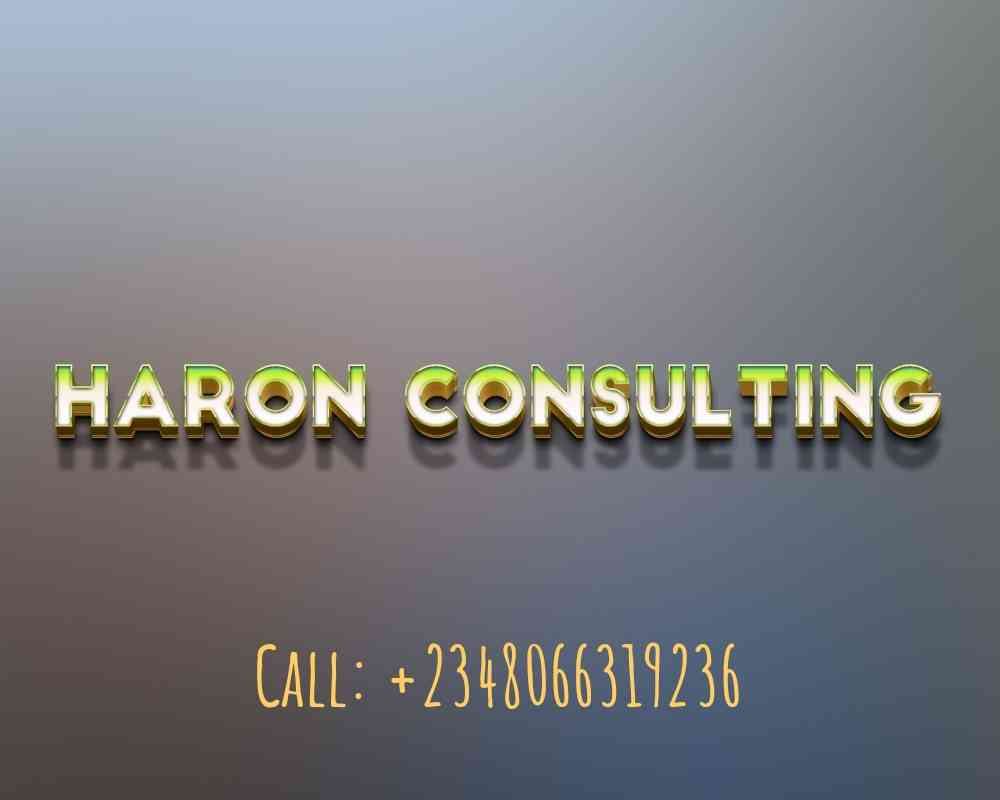 HARON CONSULTING picture