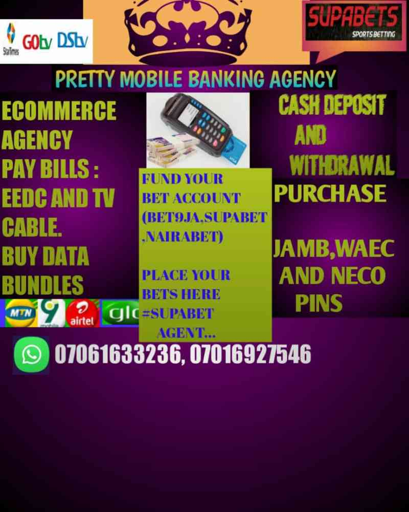 Pretty Mobile banking Agency picture