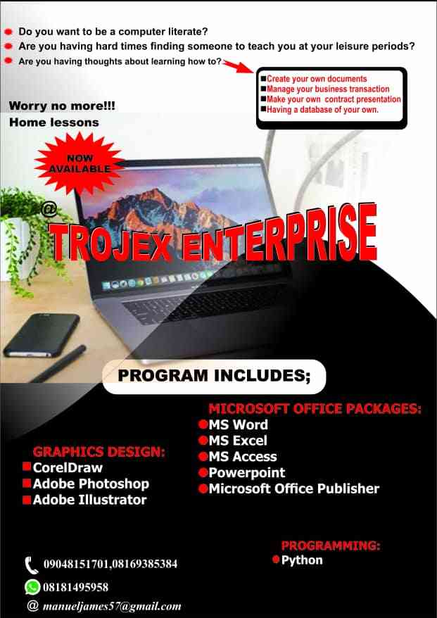Trojex Enterprise