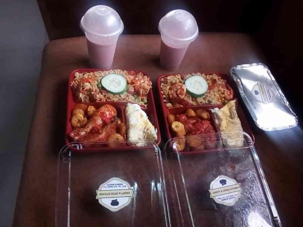 Krispy & spice kitchen