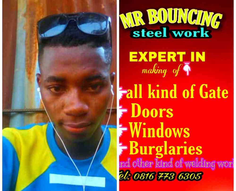 Mr Bouncing Steel Works picture