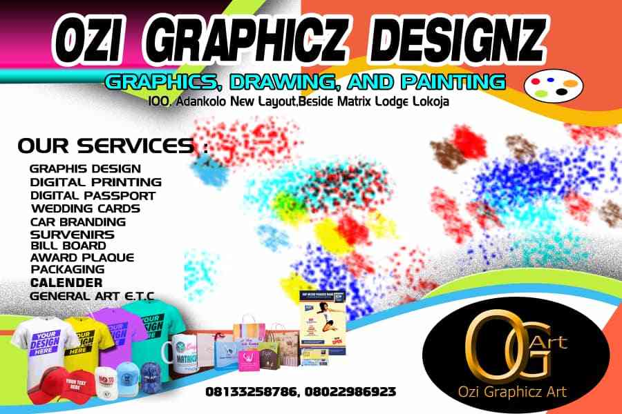 OZI GRAPHICS AND ART picture