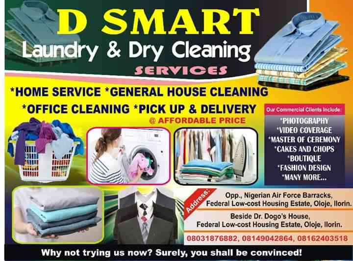 D.Smart Laundry and Dry Cleaning Services picture