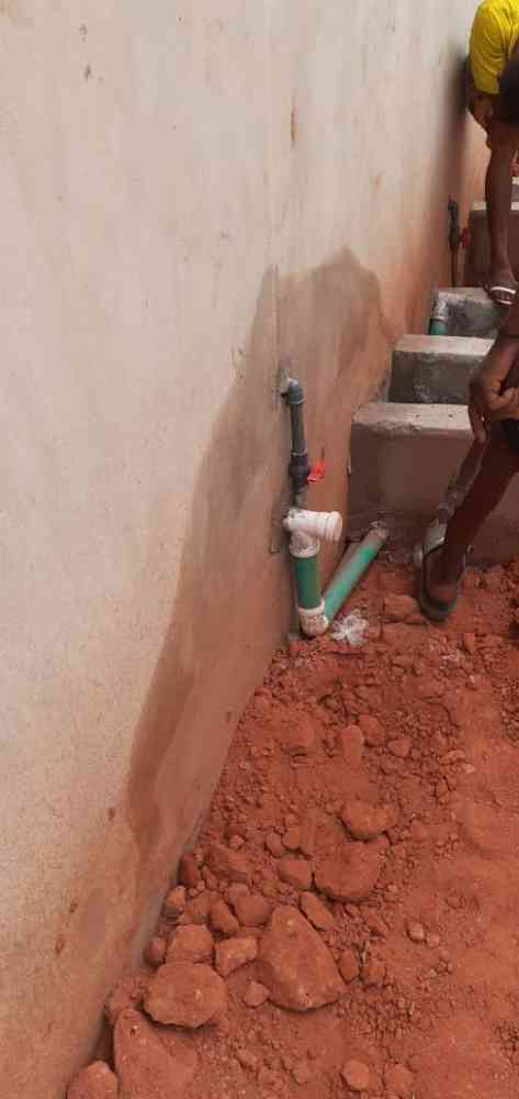 F Ajibade plumbing works