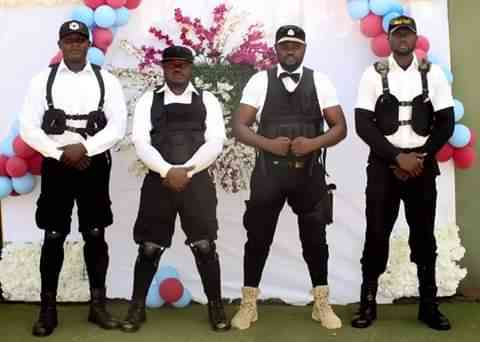 K Solution events bouncers picture