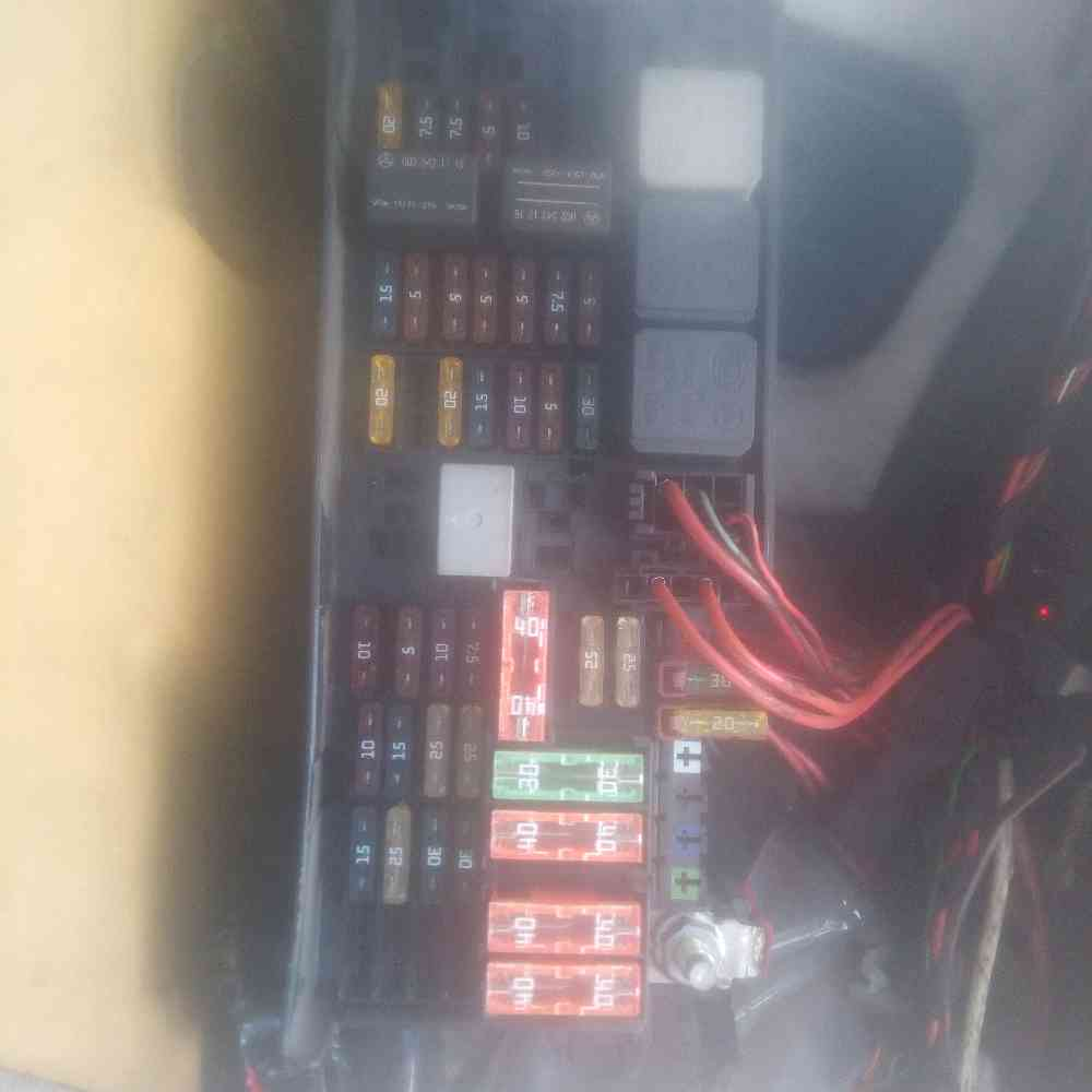 Conversion and upgrade and electrical Service