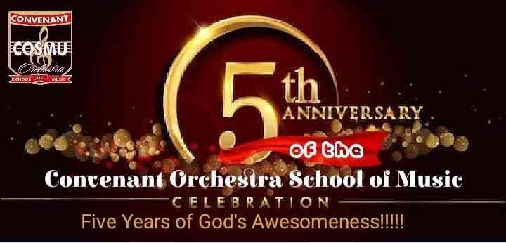 Convenant Orchestra School of Musicc-cosmu