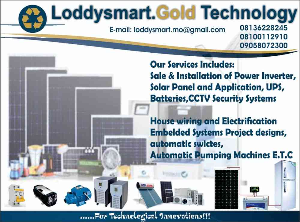 Loddysmart Gold Technology picture