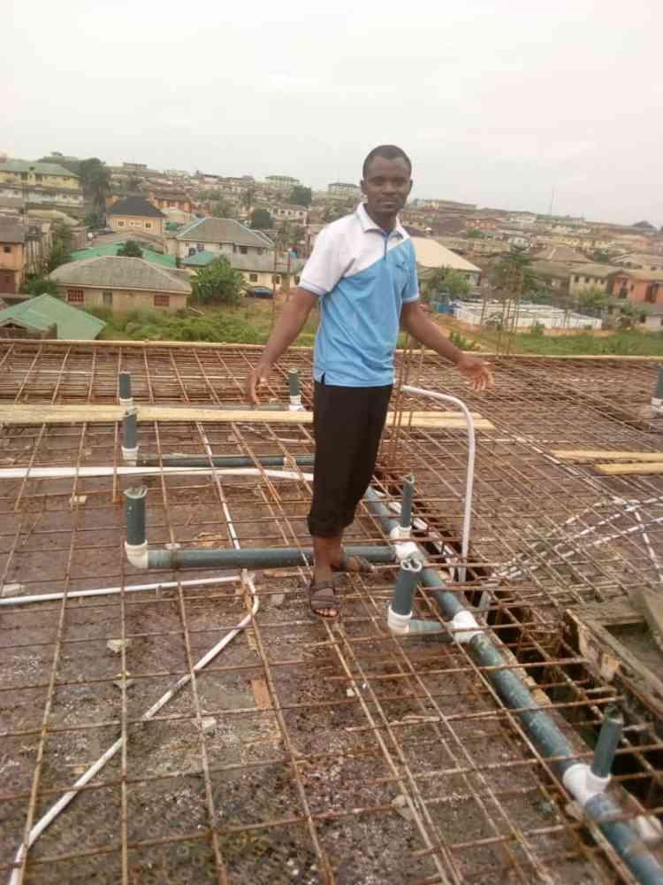 James olawumi testimony ventures