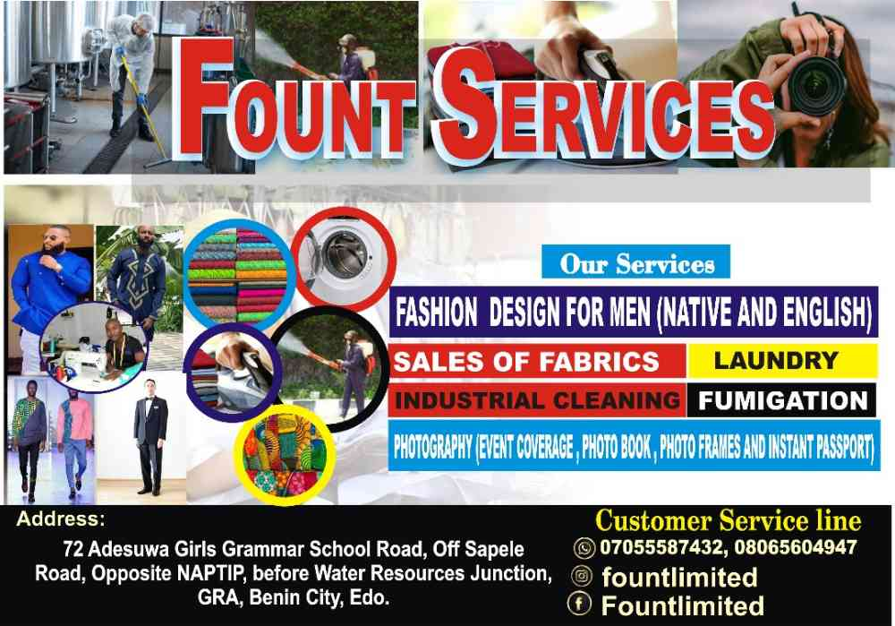 Fount services picture