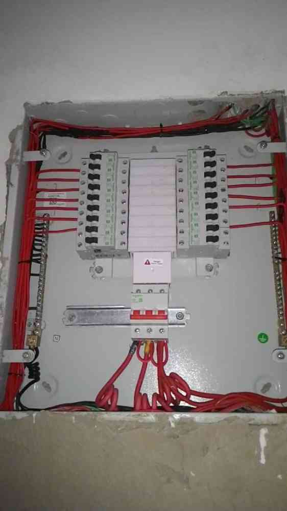 Dchi Electrical engineering and contractor