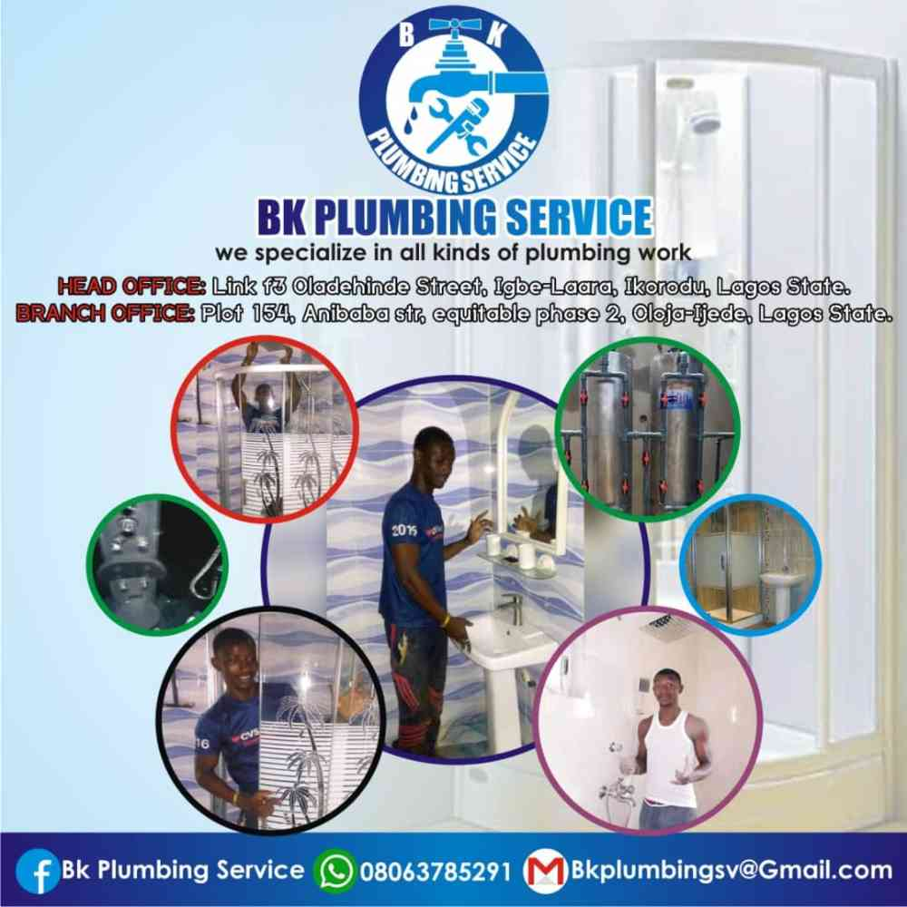 BK PLUMBING SERVICE picture